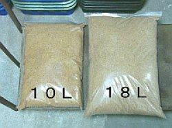 画像1: 菌床培地用[なら]オガコ10L